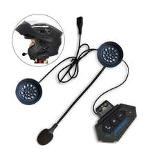 Bluetooth гарнитура для мотоциклетного шлема v42 edr bt12