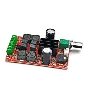 Image 4 - Tpa3116D2 2X50W плата цифрового усилителя мощности от 5 В до 24 В двухканальный стерео усилитель