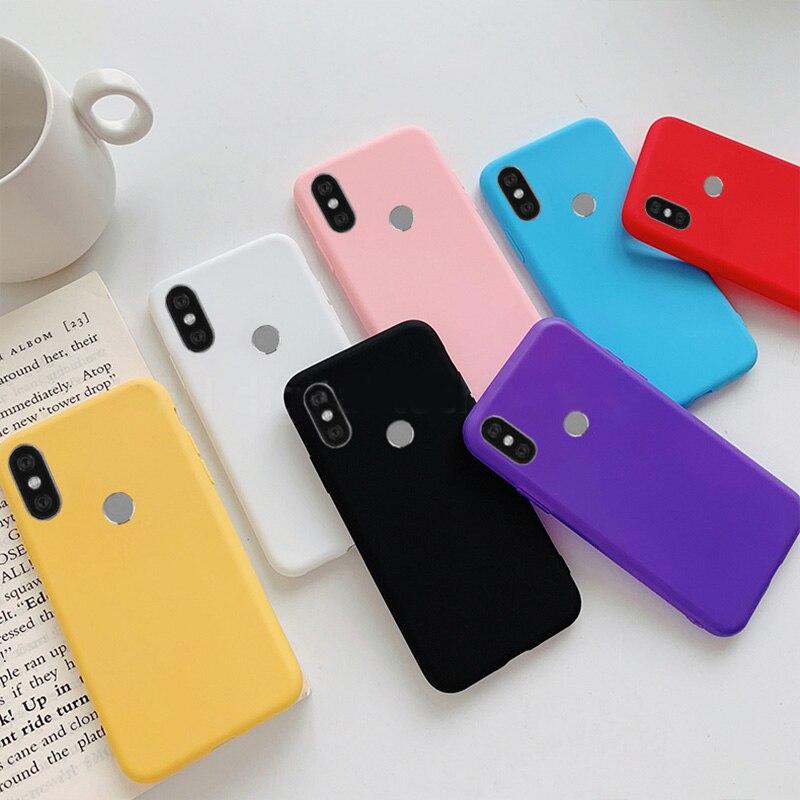 Capa macia para xiaomi, capa da moda para xiaomi mi 9 se a2 lite redmi 4x 5 plus 6a 7 7a 8 8a s2 capa de silicone para celular note 5a, 6, 7, 8 pro, 8t, mi9
