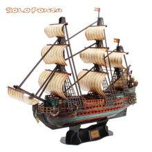 65 cm san frlipe navio de vela diy artesanal montagem navio barco modelo kit navio artesanal montagem pepr modelo presente aniversário