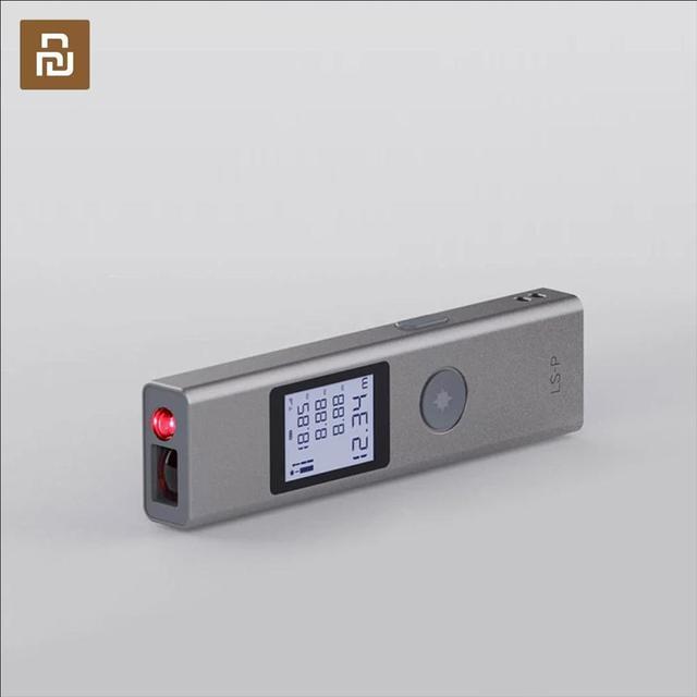 Youpin Duka 40m LS P Digital Laser Rangefinder Portable USB Charger High Precision Measurement Handheld Rangefinder