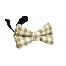 Детский галстук-бабочка в полоску для маленьких мальчиков; Детский галстук-бабочка; Повседневная модная одежда; аксессуары