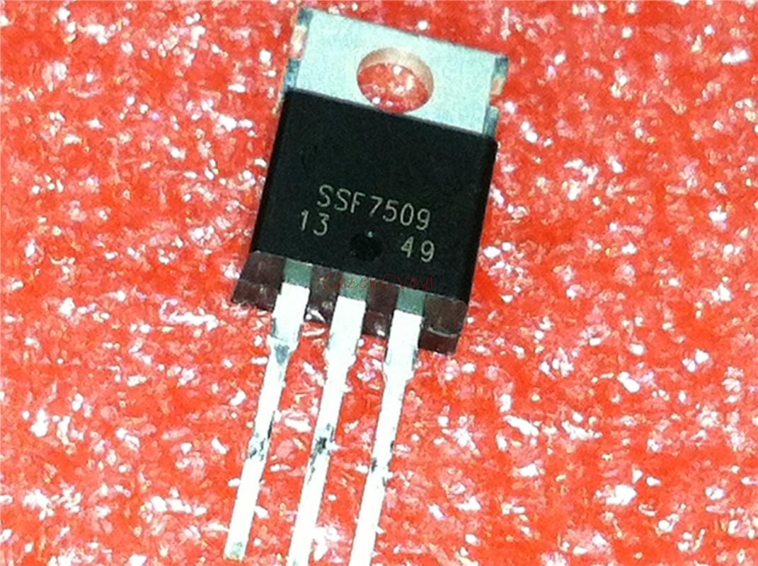 10pcs/lot SSF7509 TO-220 80V 80A New Original In Stock