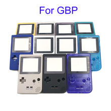 20pcs Full Case Cover Housing Shell Replacement for Gameboy Pocket Game Console for GBP Shell Case with Buttons Kit(China)