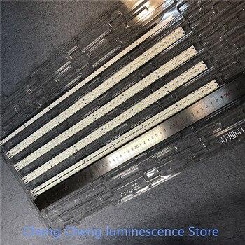 10PCS 495mm LED Backlight Lamp strip 48leds For Hisense LE39A720 LED39K300J 4A-D074762 V390HJ1-LE1LCD V390HK1-LS5-TREM4 TV NEW