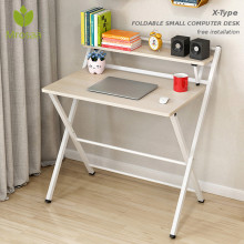 Laptop Desk Computer-Desk Folding Writing-Table Study Office Save-Space Free-Installation