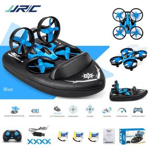 RC Boat Mini Drone JJRC H36F 3in1 helico