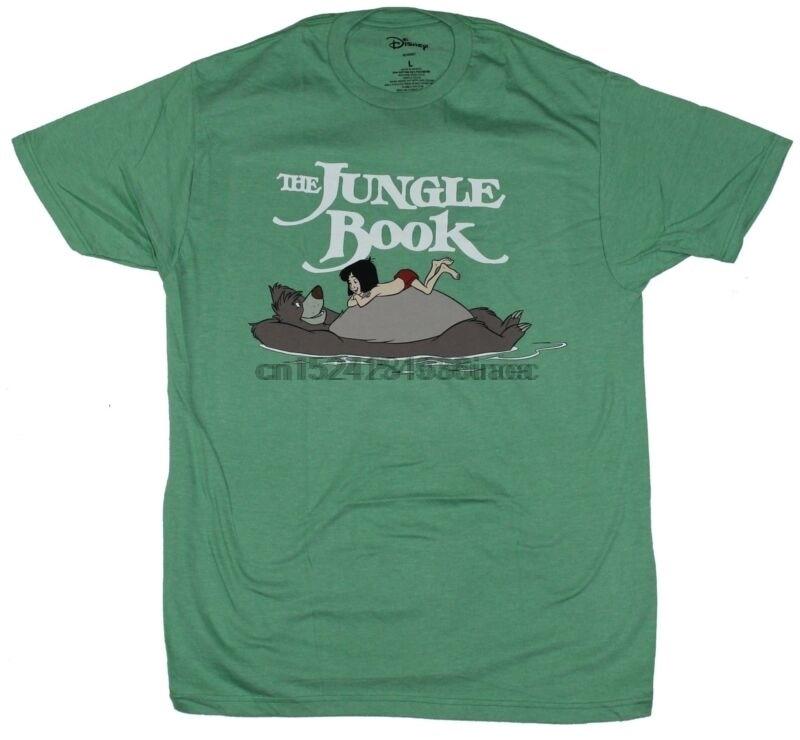 JUNGLE BOOK MEN T-SHIRT TEE S M L XL 2XL 3XL