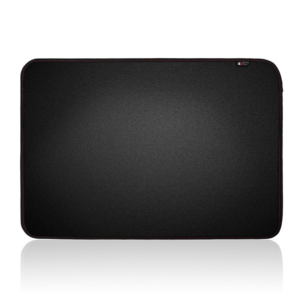 27 Inches Black Polyester Computer Monitor Dust Cover Protector   Without Inner Soft Lining For IMac LCD Screen