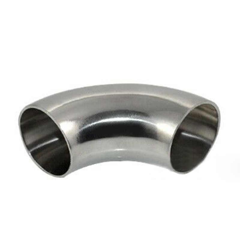 Di ricambio Tubo A Gomito 90 gradi Strumento In acciaio inox 38 millimetri 1.5 \ '\' di Montaggio