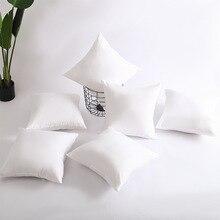 Pillow Case Cotton Non-woven Square Pillow Core PP Cotton Cushion Core Vacuum Compression Packaging Liner Pillow Core