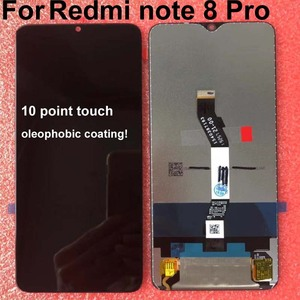 Image 4 - 100% 새로운 6.53 샤오미 Redmi Note 8 Pro LCD 디스플레이 터치 스크린 교체 Redmi Note8 LCD 디지타이저 + 도구