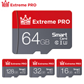 Высокоскоростная красная карта micro sd 8 ГБ 16 ГБ 32 ГБ 64 Гб SDXC/SDHC класс 10, карта флэш-памяти micro sd 32 Гб sdcard для смартфона