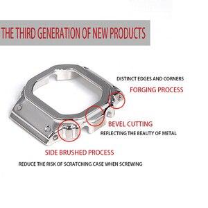 Image 4 - Bisel de correa de reloj de acero inoxidable 316L/caja DW5600 GW M5610 correa de metal herramientas de correa de acero para hombres/mujeres regalo correa de reloj GW  B5600