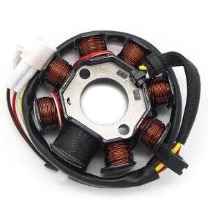 Магнитный статор зажигания мотоцикла катушка для KTM 250 XCF-W EXC-F XC-F XCF-W CHAMPION редактирует XCF-W SIX DAYS 77039104000