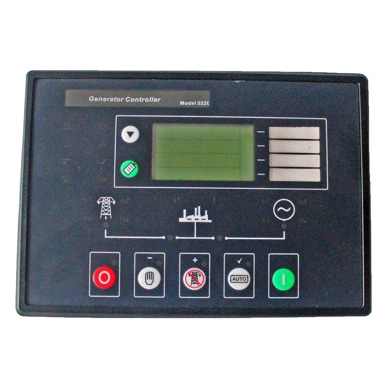 Module de contrôle de pièces de moteur DSE5220 pour la panne de secteur automatique de contrôleur de générateur de mer profonde