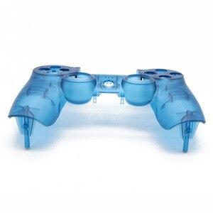 Image 2 - Açık Mavi PS4 PRO Konut Shell Faceplate Kılıf Değiştirme Playstation 4 Dualshock 4 Pro 4.0 V2 Denetleyici JDM 040 JDS 040