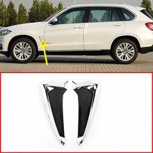 АБС пластик хромированные автомобильные наклейки на вентиляционное