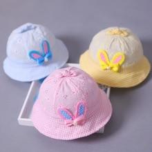 Fishermans hat 3M-6M Spring, summer  baby sun newborn photography props winter boy girls hats Y336