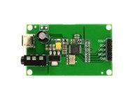 PCM1808 ADC AUX 3.5 ستيريو صوت تناظري أحادي الطرف إلى I2S IIS لوحة الإخراج الرقمي الترميز|قطع غيار مكيف الهواء|الأجهزة المنزلية -
