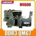 Для DELL Precision M4600 материнская плата для ноутбука 8YFGW 08YFGW CN-08YFGW QM67 материнская плата DDR3 PGA989 протестирована 100%