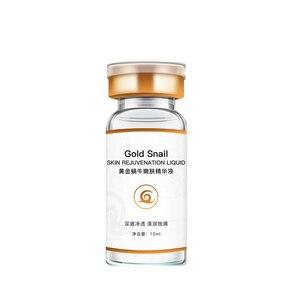 Image 5 - Innicare Lumaca Oro Viso Siero Crema Viso Liquido 24K Oro Essenza Anti Invecchiamento Antirughe Idratante Nutriente Cura Della Pelle di Bellezza