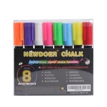 Marker-Pen-Set Liquid-Chalk 8-Color Neon Artist Premium Quality