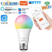 Tuya Lampe Smart WiFi Birne E27 Kompatibel Mit Alexa Google Home IFTTT Tuya APP Timer Dimmer Für AC 100- 240V 7,5 W