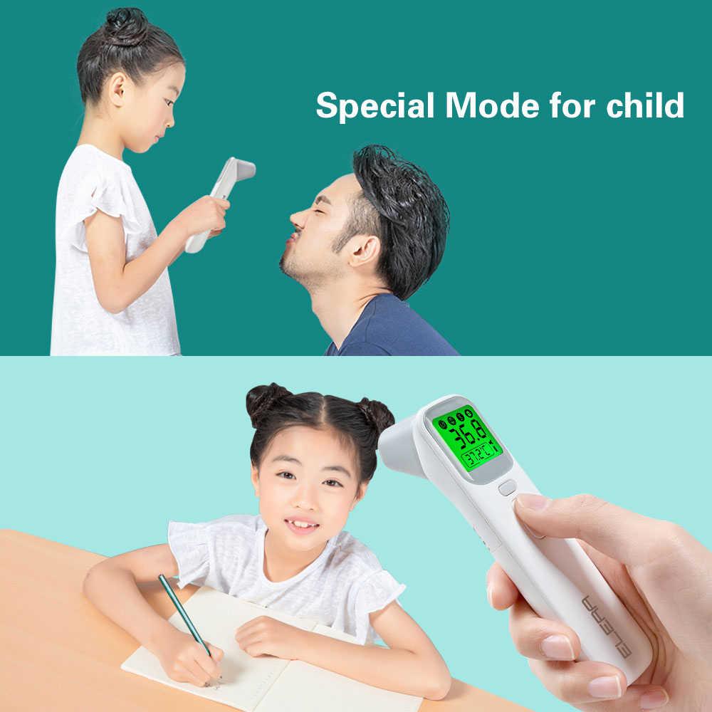ELERA bébé thermomètre infrarouge numérique LCD mesure du corps front oreille sans Contact adulte corps fièvre IR enfants Termometro