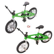 Finger Alloy Bicycle Model Mini MTB BMX Fixie Bike Boys Toy Creative Game Gift L4MC