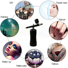 Cheap airbrush temporary tattoo kits machine mini compressor with airbrush makeup air compressor air compressor price mini compressor air compressor machine prices for sale