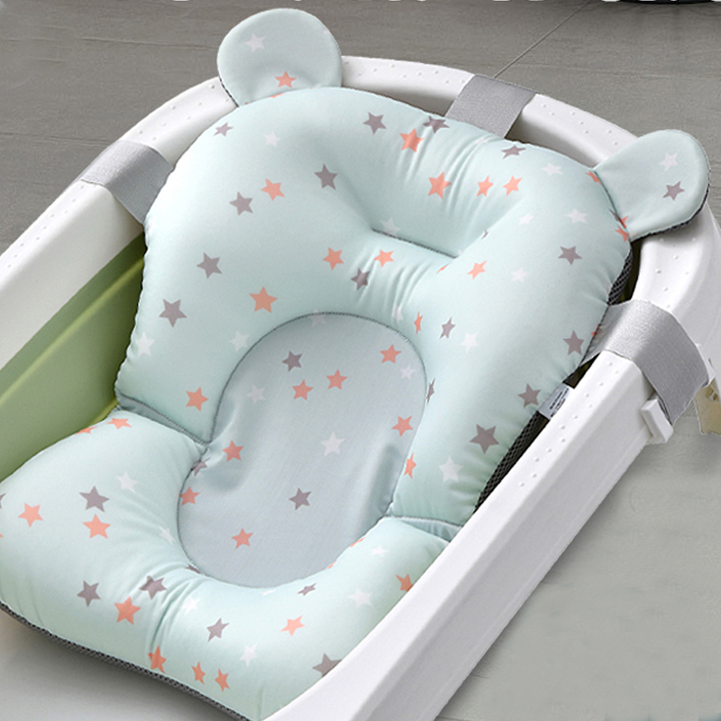 Portable Baby Bath Tub With Spandex Fabric suitable for 0 To 6 Months And smaller Baby