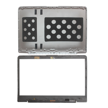 Top Cover for SAMSUNG NP530U4C 530U4C NP530U4B 530U4B 530U4CL 532U4C 535U4C 535U4X laptop LCD back cover silver/LCD Bezel Cover