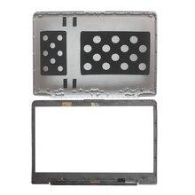 Üst kapak SAMSUNG NP530U4C 530U4C NP530U4B 530U4B 530U4CL 532U4C 535U4C 535U4X laptop LCD arka kapak gümüş/LCD çerçeve kapak
