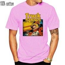 Camiseta de camiones Gravity X, camisa roja o negra o blanca (hombre) Kyuss Fu manchu