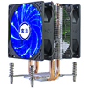 For Intel Xeon X79 X99 LGA 2011 Slot Processor Cooling Systems 2 Pure Copper Tubes 90mm Be Quiet Heat Sink RGB Fan Cpu Radiator