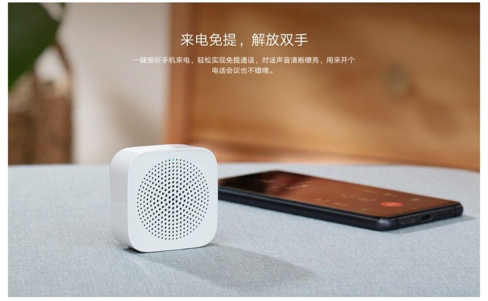 Xiaomi Portable Speaker, el nuevo altavoz de Xiaomi - Noticias Xiaomi