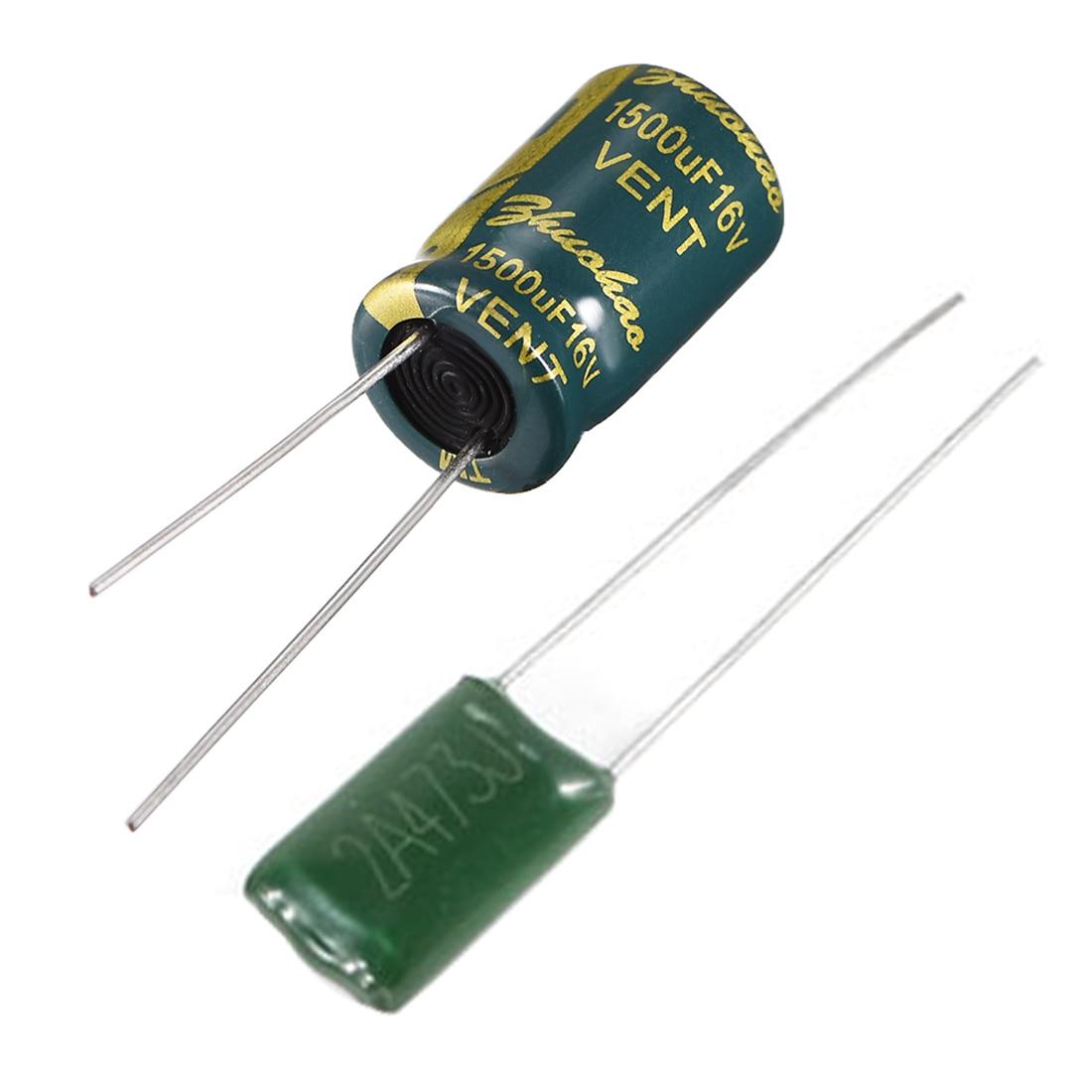 10pcs 2.2uF 63V SAMWHA SD 5x11mm 63V2.2uF Electrolytic Capacitor