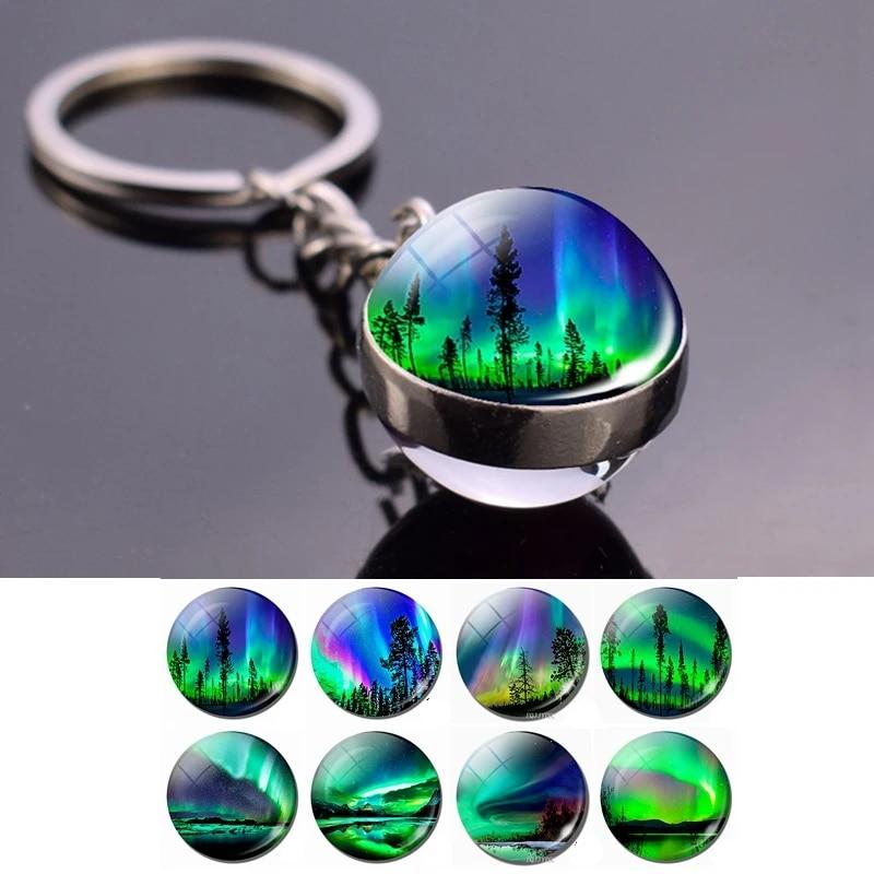 Aurora Jewelry Northern Lights Aurora Jewelry Northern Lights Aurora Cufflinks