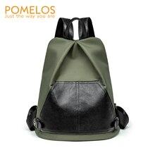 Plecak POMELOS moda damska wysokiej jakości wodoodporna tkanina Oxford plecak dla kobiet torby podróżne dla nastoletnich dziewcząt