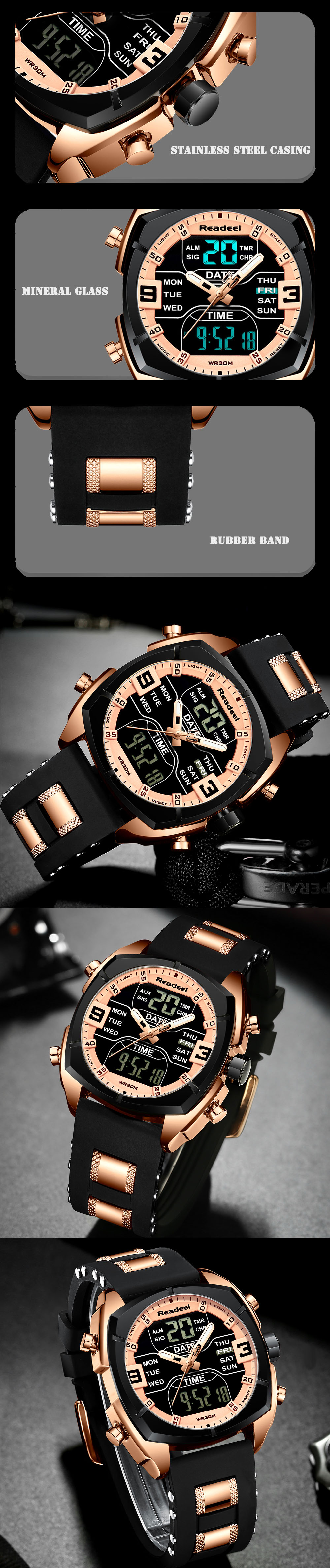 H9eb794f2cbf3487fadec0cb9165aad5eh Mens Watches Luxury Brand Men Sports Watches Men's Quartz LED Digital Clock Male Rubber Military Wrist Watch Relogios Masculinos