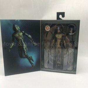 Image 2 - 20cm 원래 neca 물 양서류 남자의 모양 움직일 수있는 액션 피규어 pvc 컬렉션 모델 장난감 선물