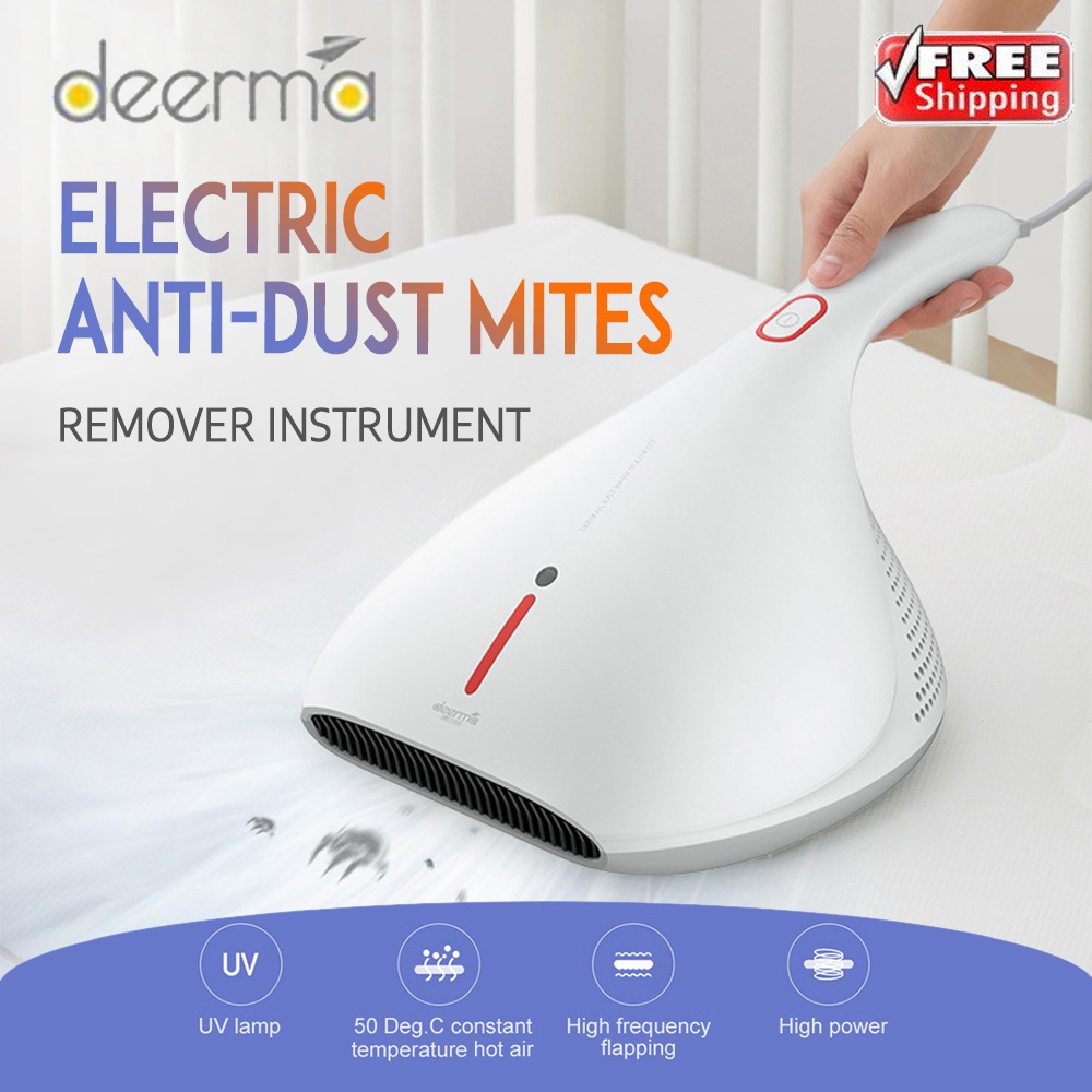DEERMA Anti Dust Mites UV Vacuum Cleaner with 13 KPA Large Suction for Bed Mattress and Sofa 3