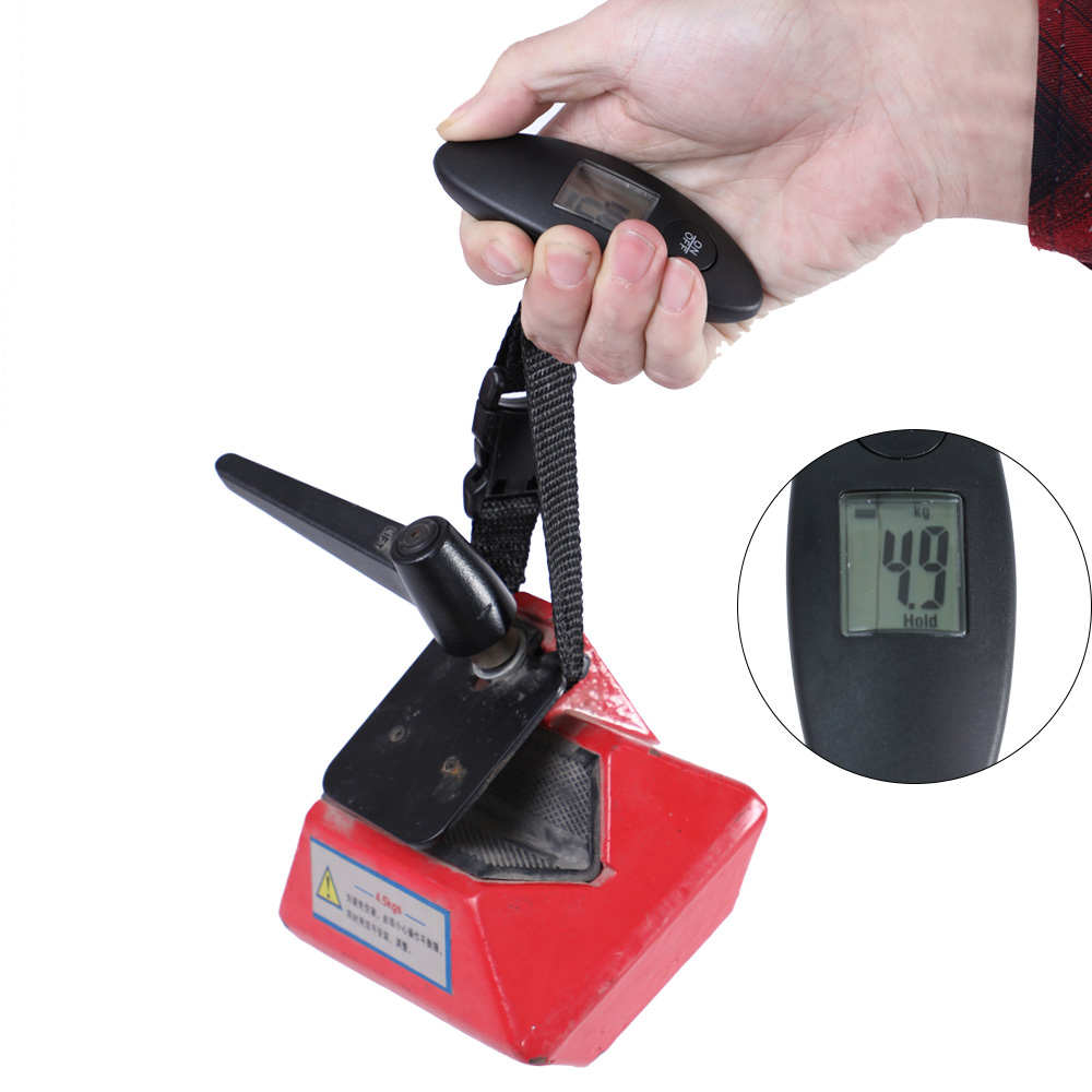 40kg//100g Portable Digital Hanging Luggage Electronic Weighting Scale MI