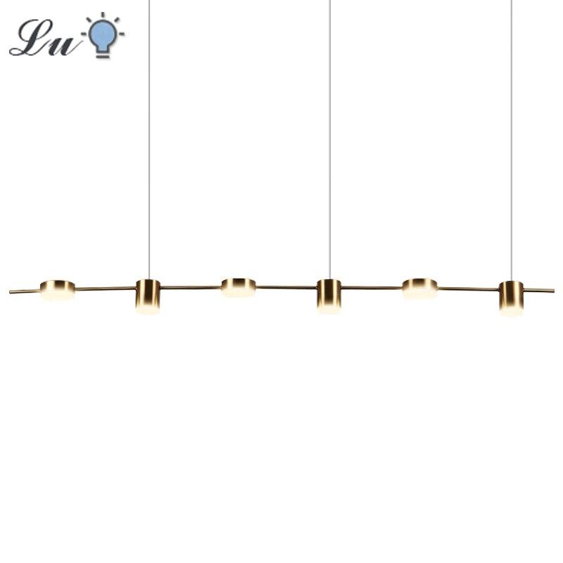 LED Ceiling Chandelier Lighting Modern For Dining Room Living Room Bedroom Lights 220V Industrial Style Decorative Hanging Lamp