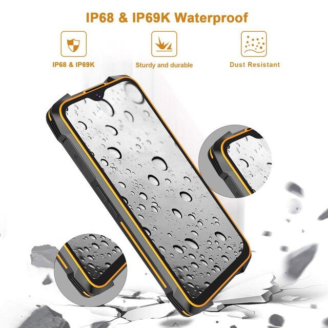 Смартфон Cubot KingKong 5 Pro
