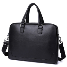 Leather Laptop Briefcase Men Genuine Leather Handbag Crossbody Bag Men's Business Office Bags Messenger Bags Briefcase for Male цена в Москве и Питере