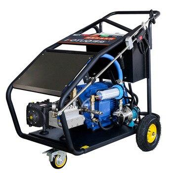 High pressure brass triplex plunger pump cleaner heavy duty car washing machine 380V pressure washer 600bar 22KW 30HP 28LPM