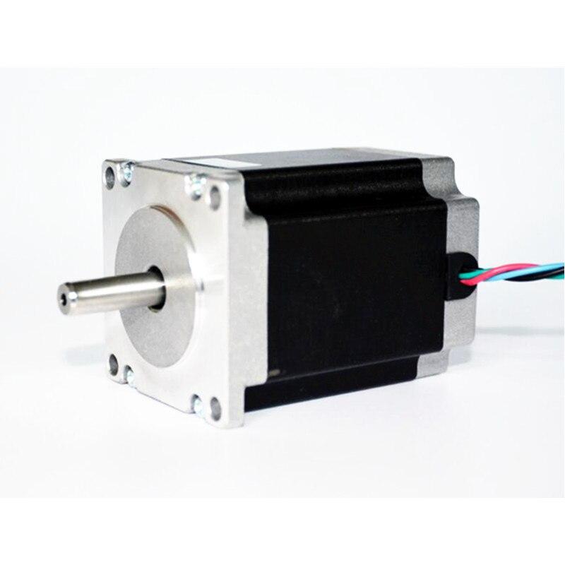 Nema 23 шагового двигателя 1.5Nm 3A 57*76 4 провода для ЧПУ фрезерный станок плазменная резка