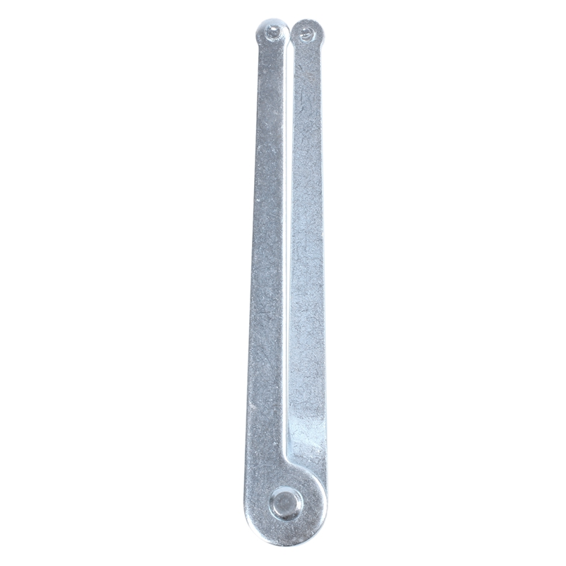 4.3mm Dia Pin Adjustable 11mm - 320mm Wrench Spanner For Angle Grinder